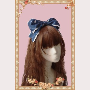 Infanta Little Mermaid Lolita Headbow KC