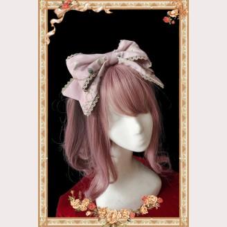 Infanta Alice Chronograph Tea Party Lolita Headbow KC