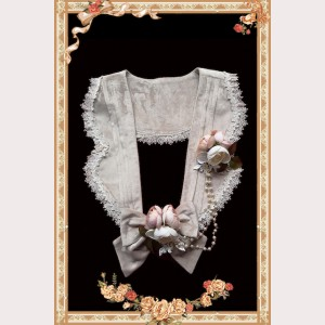Infanta Striped Classic Lolita Matching Collar