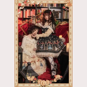 Infanta Marionette Classic Lolita Dress JSK (IN826)