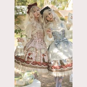 Infanta Alice Chronograph Tea Party Lolita Dress JSK