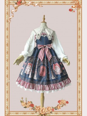 Infanta Priest Apprentice Classic Lolita Dress JSK (IN839)
