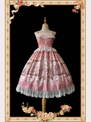 Infanta Sleeping Curse Lolita Dress JSK (IN846)