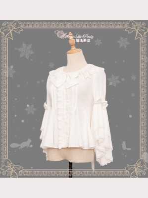Magic tea party Buying Mittens Lolita Blouse (MP01)