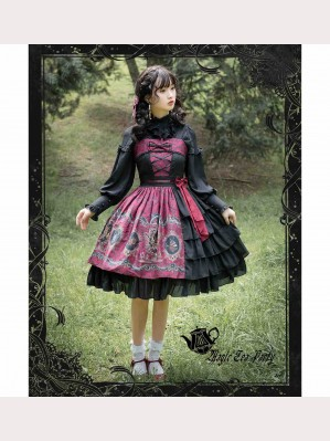 Magic Tea Party Siren Classic Lolita Dress JSK (MP62)