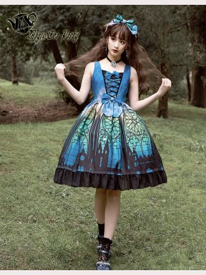 Magic Tea Party City Of Aurora Lolita Dress JSK (MP51)