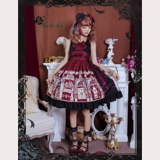 Magic Tea Party Miss Jasmine Classic Lolita Dress JSK (MP68)