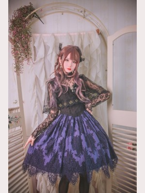 Souffle Song Unbelievable Garden Ballet Classic Lolita Dress