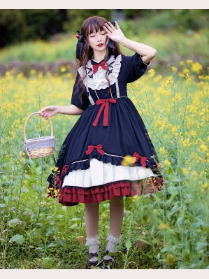 Lily Sweet Lolita Dress OP (BJ06)