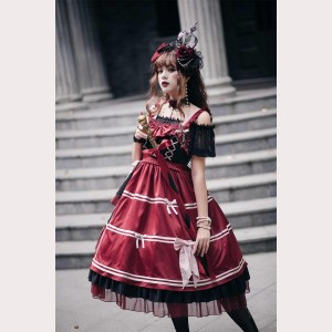 Little Witch Lolita Dress JSK (BJ05)