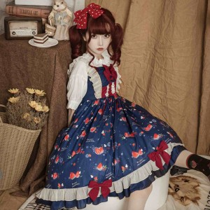 Strawberry Sweet Lolita JSK (DJ02)