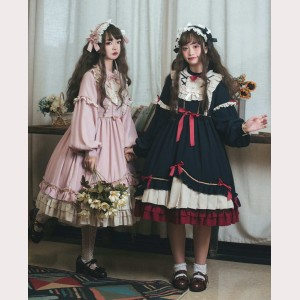 2020 Autumn Classic Lolita Dress OP (8021)