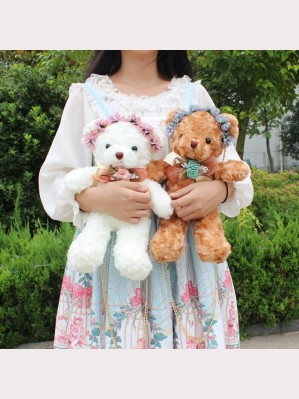 Sweet Lolita Teddy Bear Shoulder Bag (BAG1)