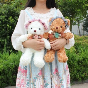 Sweet Lolita Bear Shoulder Bag (BAG1)