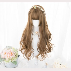 Yokna Long Curly Wig (WIG31)