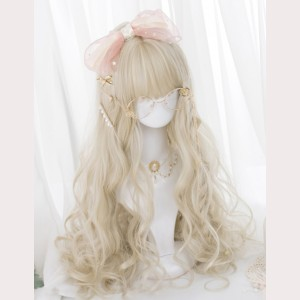 Dessert Chef Long Curly Wig (WIG32)