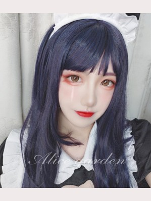 Icy Moon Lolita Curly Style Wig (WIG51)