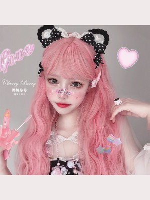 Cherry Berry Lolita Curly Style Wig (WIG57)