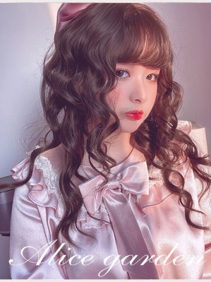 Merry Lolita Curly Style Wig (WIG59)