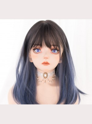 Kaziki Lolita Gradient Colors Style Wig (WIG75)