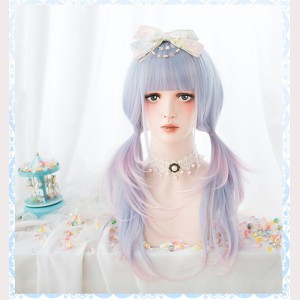 Colorful Unicorn Lolita Wig (AG06)