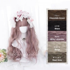 Annes Long Curly Wig (WIG28)