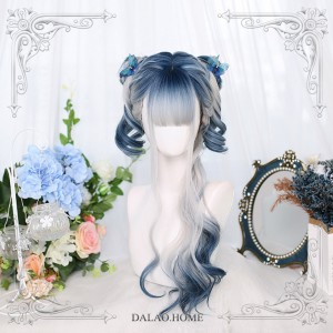 Ice Hockey Lolita Wig (DL37)