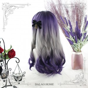 Grape Soda Lolita Wig (DL39)