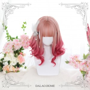 Raspberry Wine Lolita Wig (DL42)