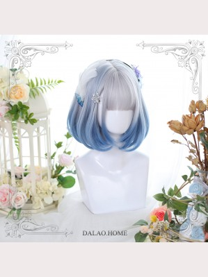 Samukawa 3 Colors Lolita Wig (DL44)