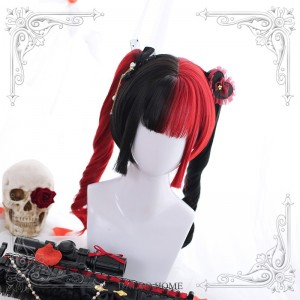 Shooter Girl Split Color Wig (DL34)