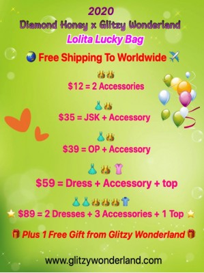 Diamond Honey Lucky Bag 2020 (DHL1)