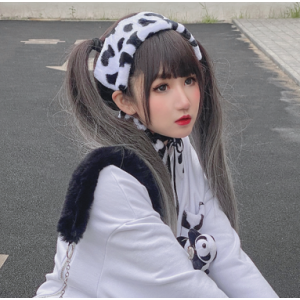 Cow Pattern Kawaii Accessory by Diamond Honey (DH302)