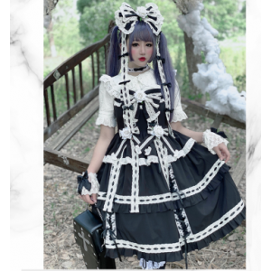 Diamond Honey Vintage Lolita Style Dress JSK Package (DH213)