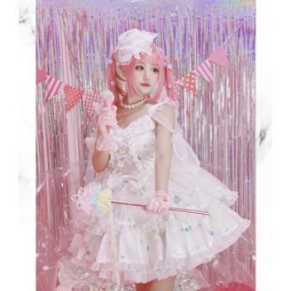 Diamond Honey Bride Idol Sweet Lolita Dress JSK (DH214)