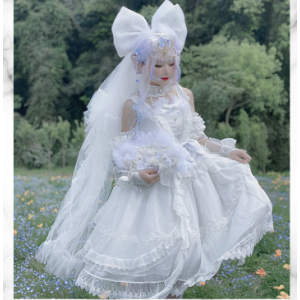 Diamond Honey Lolita Bride Dress (DH227)