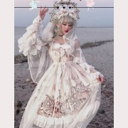 Diamond Honey Nautical Treasure Lolita Dress JSK (DH255)