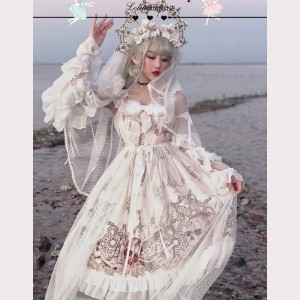 Diamond Honey Nautical Treasure Lolita Dress JSK (IN187)