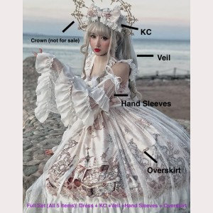 Diamond Honey Nautical Treasure Lolita Matching Accessories