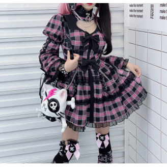 Diamond Honey Phantom Hospital Lolita Dress OP (DH262)