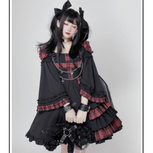 Diamond Honey Magical DoReMe Gothic Lolita Dress OP (DH269)