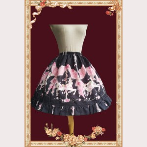 Infanta All-Match Lolita Skirt SK (IN921)