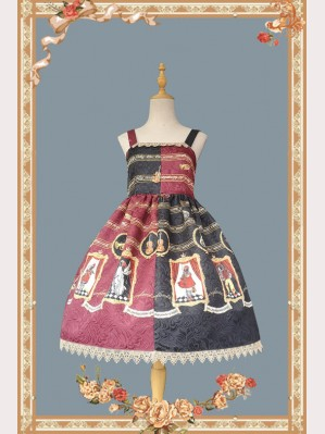 Infanta Symphony Of Fate Lolita Dress JSK (IN923)
