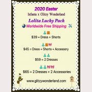Infanta Easter Lucky Pack 2020 (INL6)