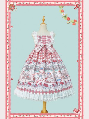 Infanta Forest Tea Party Lolita Dress JSK (IN880)
