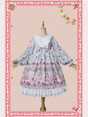 Infanta Forest Tea Party Lolita Dress OP (IN882)