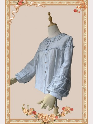 Infanta Picnic Dolly Sweet Lolita Blouse (IN889)