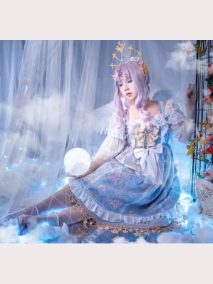 Infanta Unicorn Lolita Dress JSK (IN892)