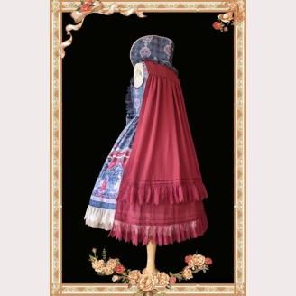 Infanta Poison Apple and Cinderella Matching Cape (IN907)