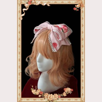Infanta Strawberry Ice Cream Sweet Lolita KC (IN851)